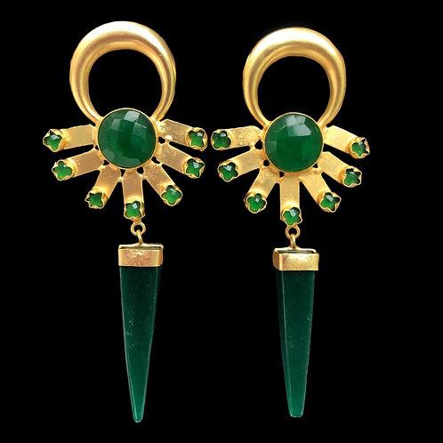 Peacock Verde