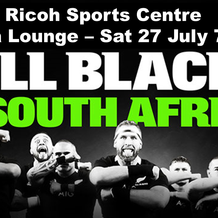 ALL BLACKS vs SOUTH AFRICA