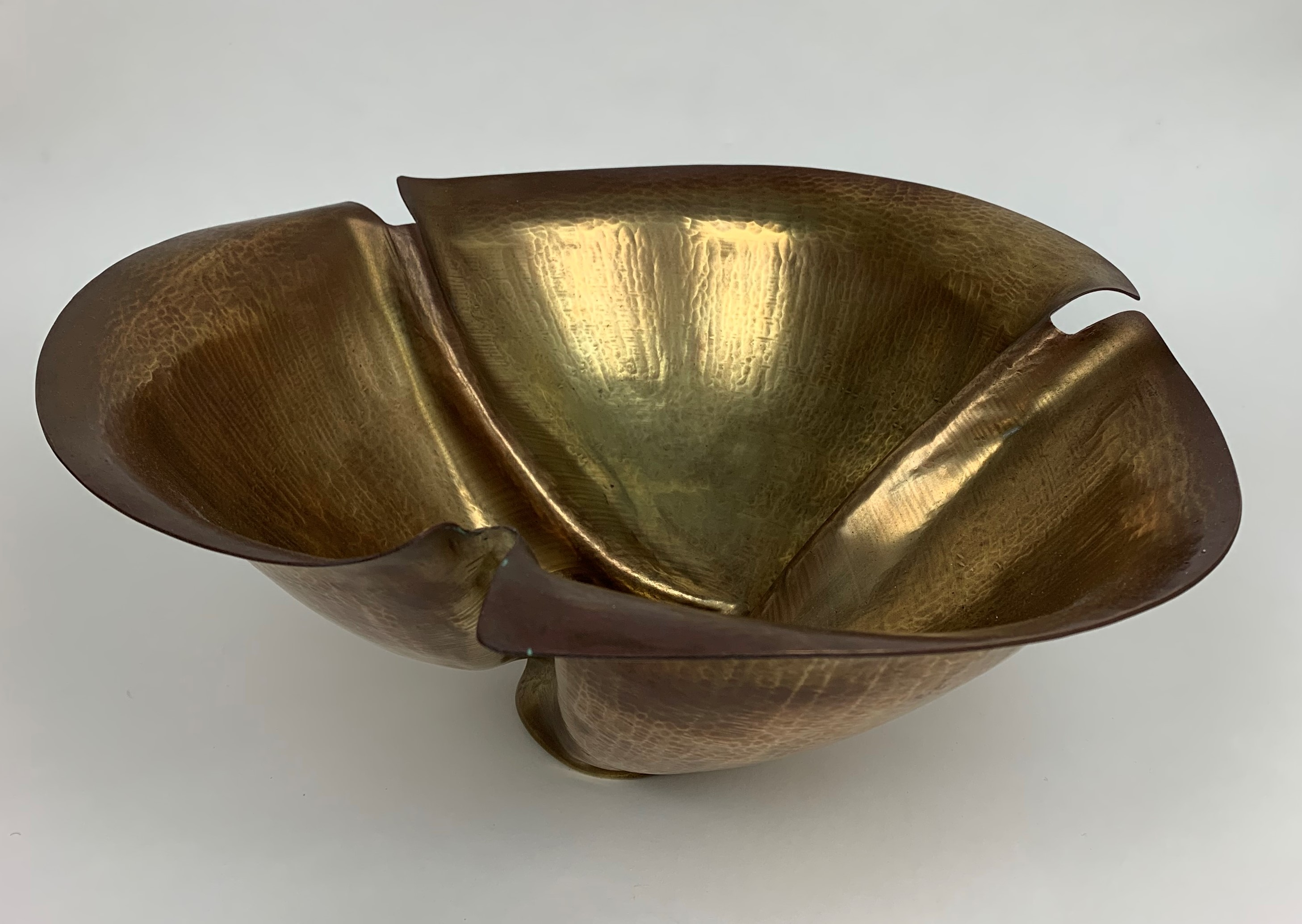 "241B 12"" Bowl Brass Plated"