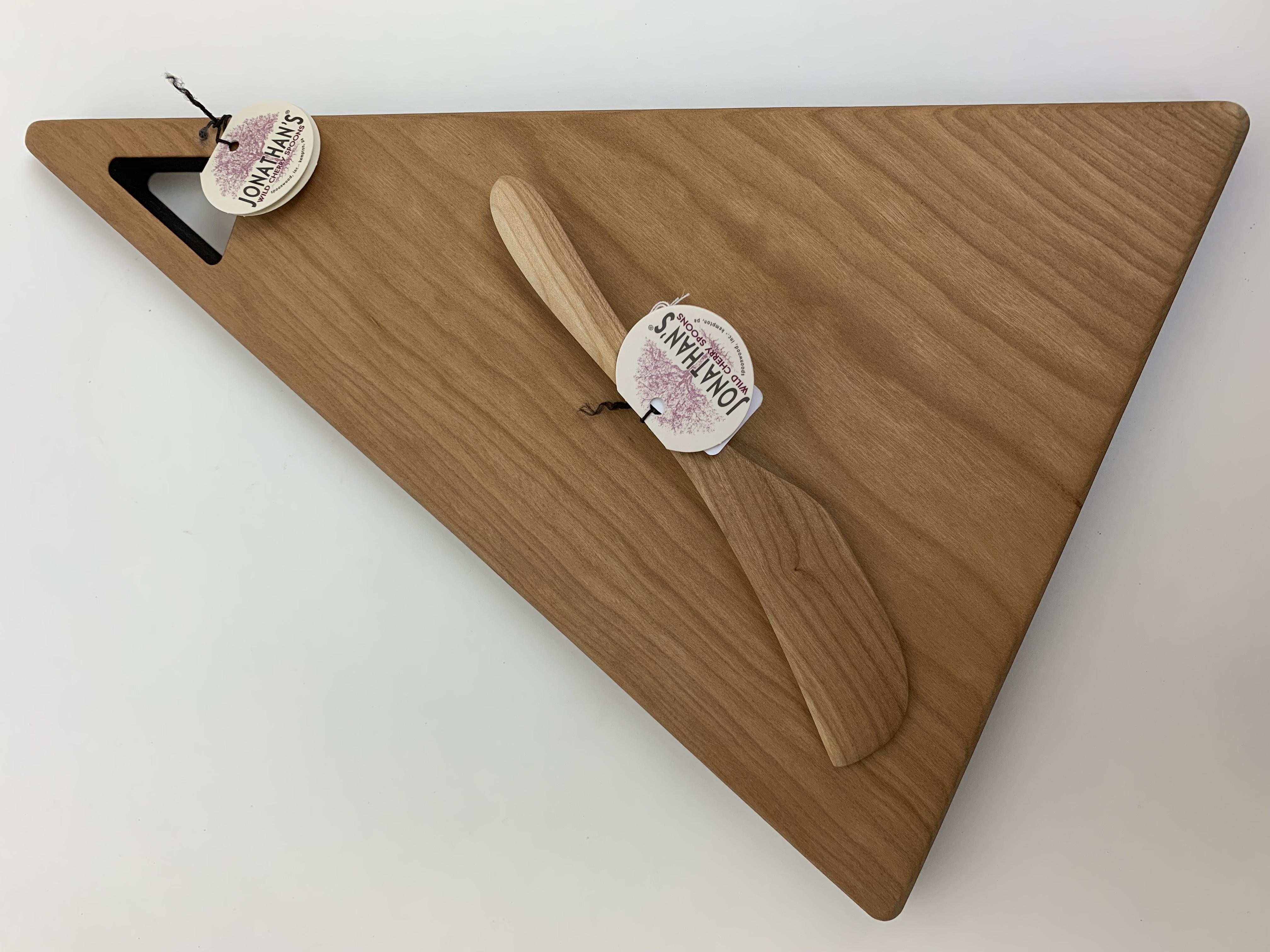 Cheese Board & Spreader