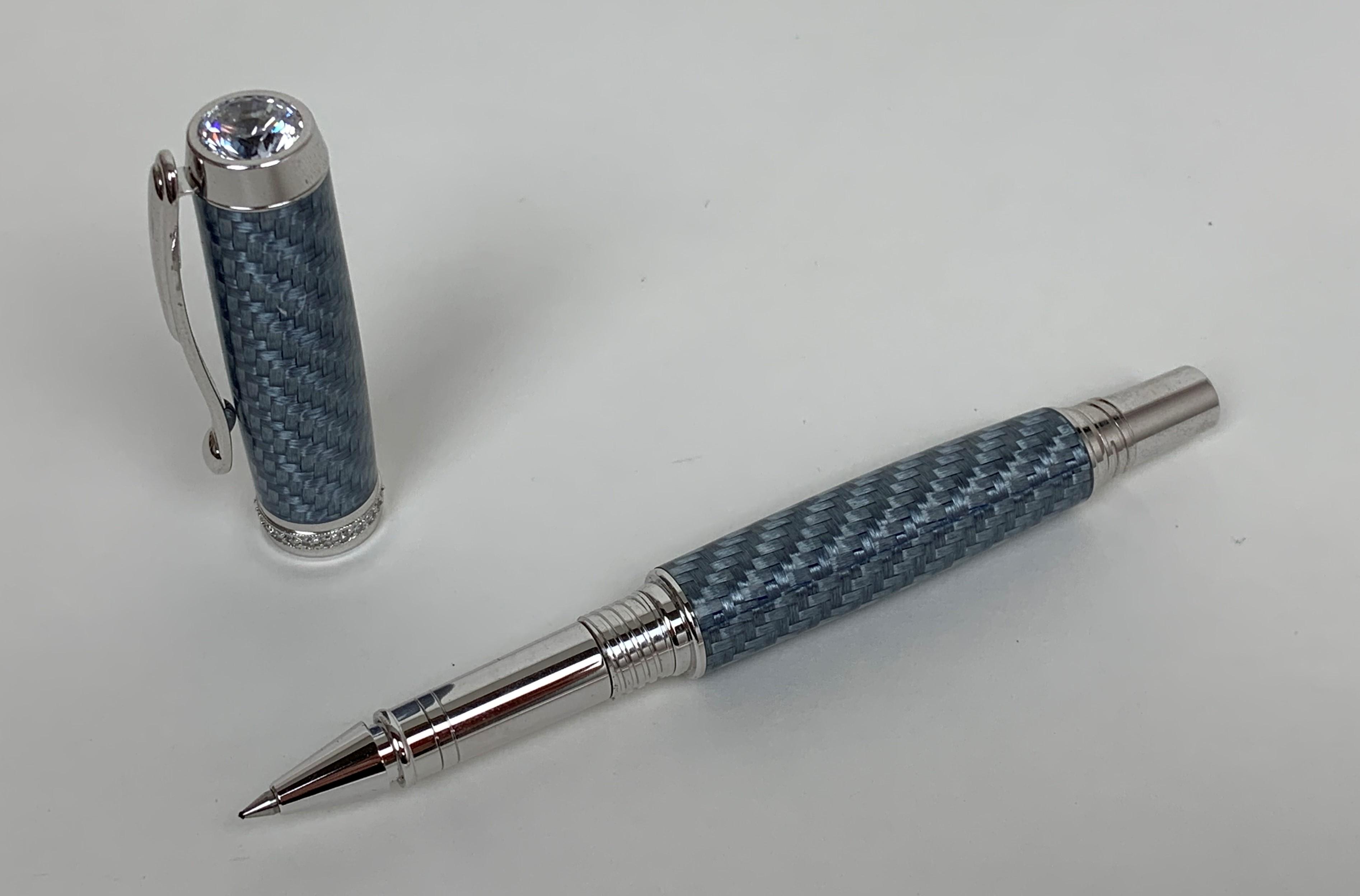 Premium Rollerball Pen (Wood Fiber)