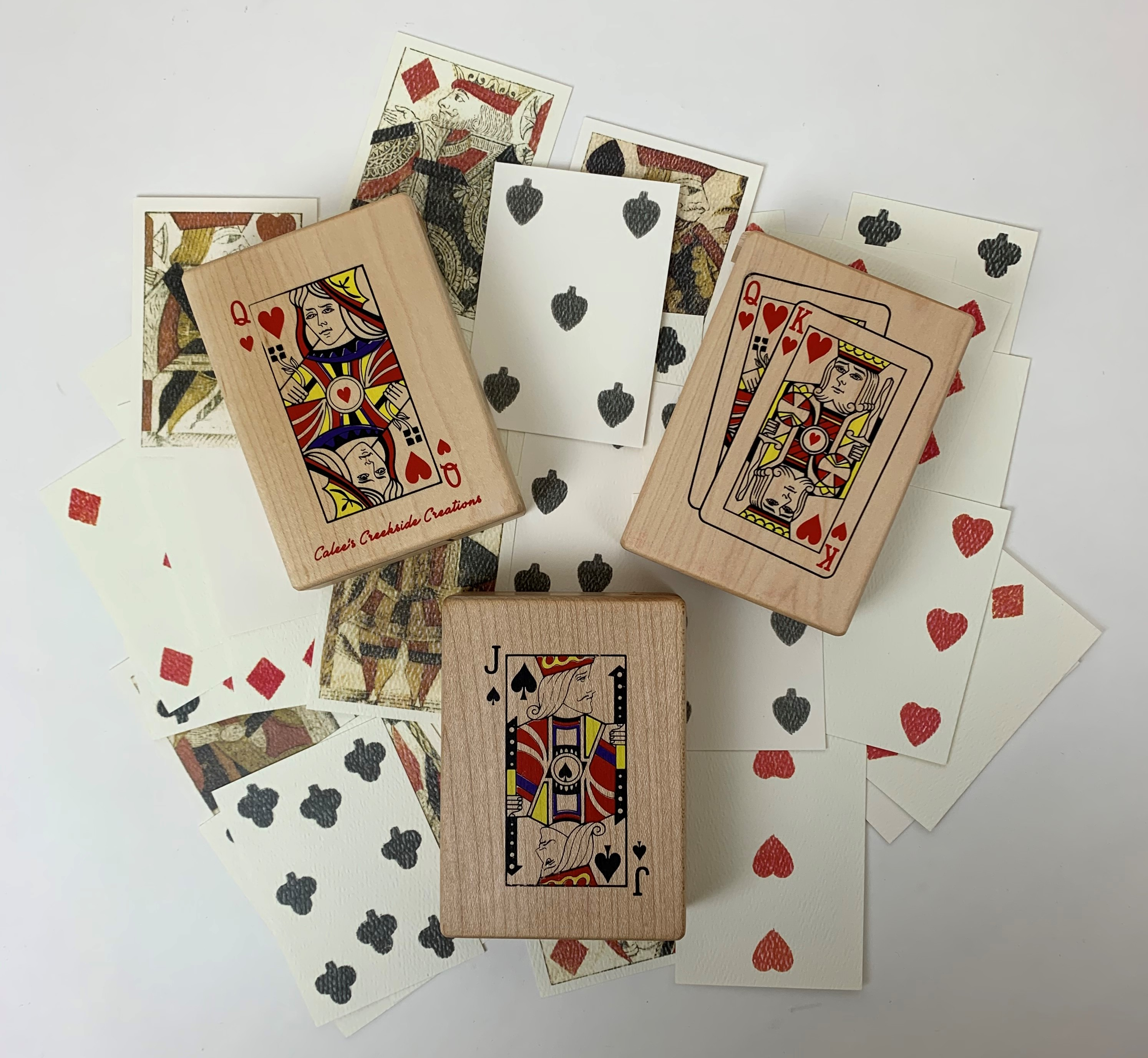 High Hand Card Boxes