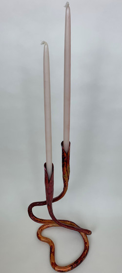 Calla Lily Candle Holder (Ra)