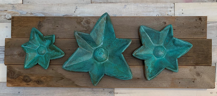 Day Lily Wall Set