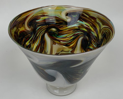 Straight Earth Bowl