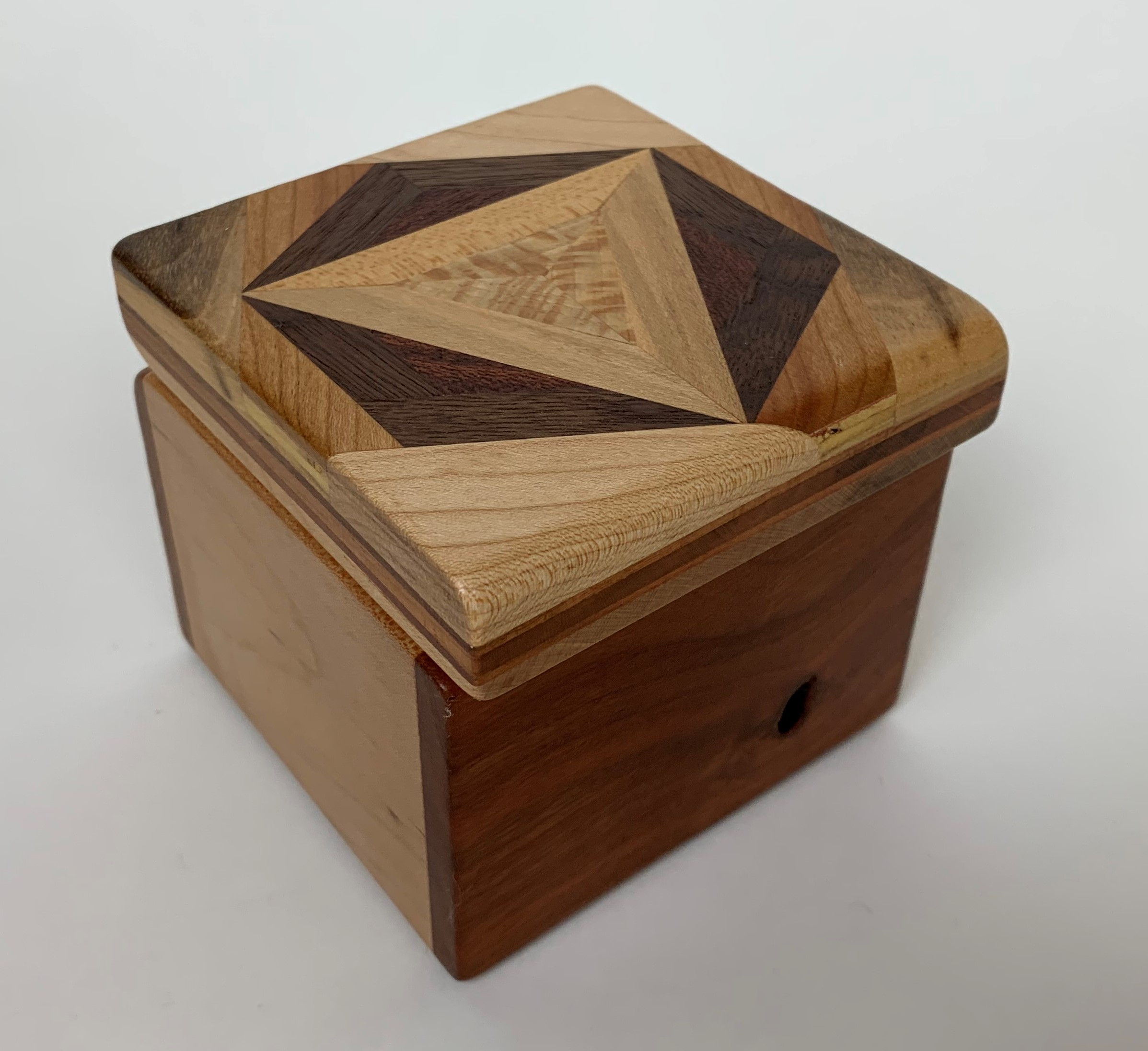 Square Box w/ Geographics 2