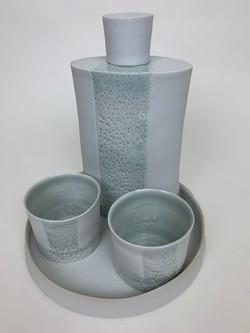 Arigitectural Sake Set
