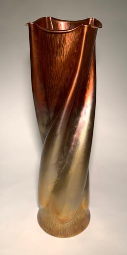 Trumpet Vine Full Vase
