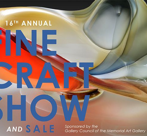 Memorial Art Gallery 20th Annual Fine Craft Show