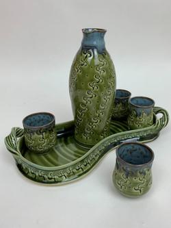 Sake Set 6pc.