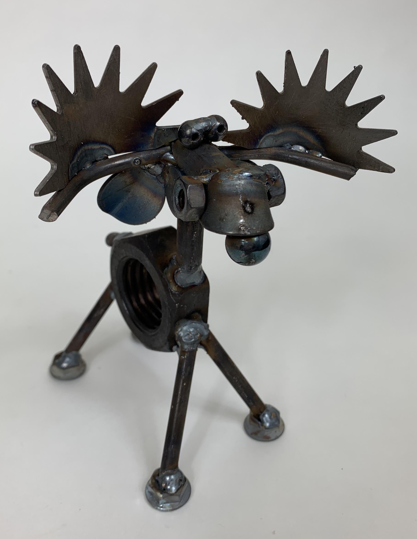 Mini Nuts the Moose