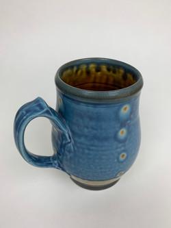 Dots Mug Blue