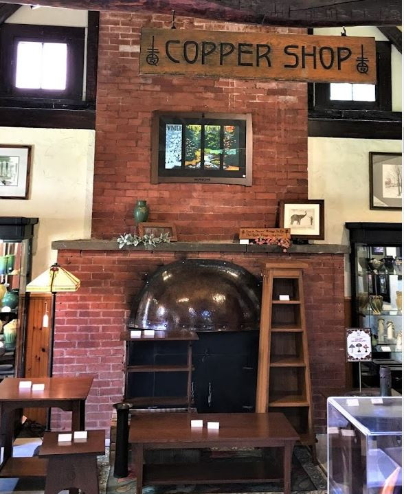 The Copper Shop