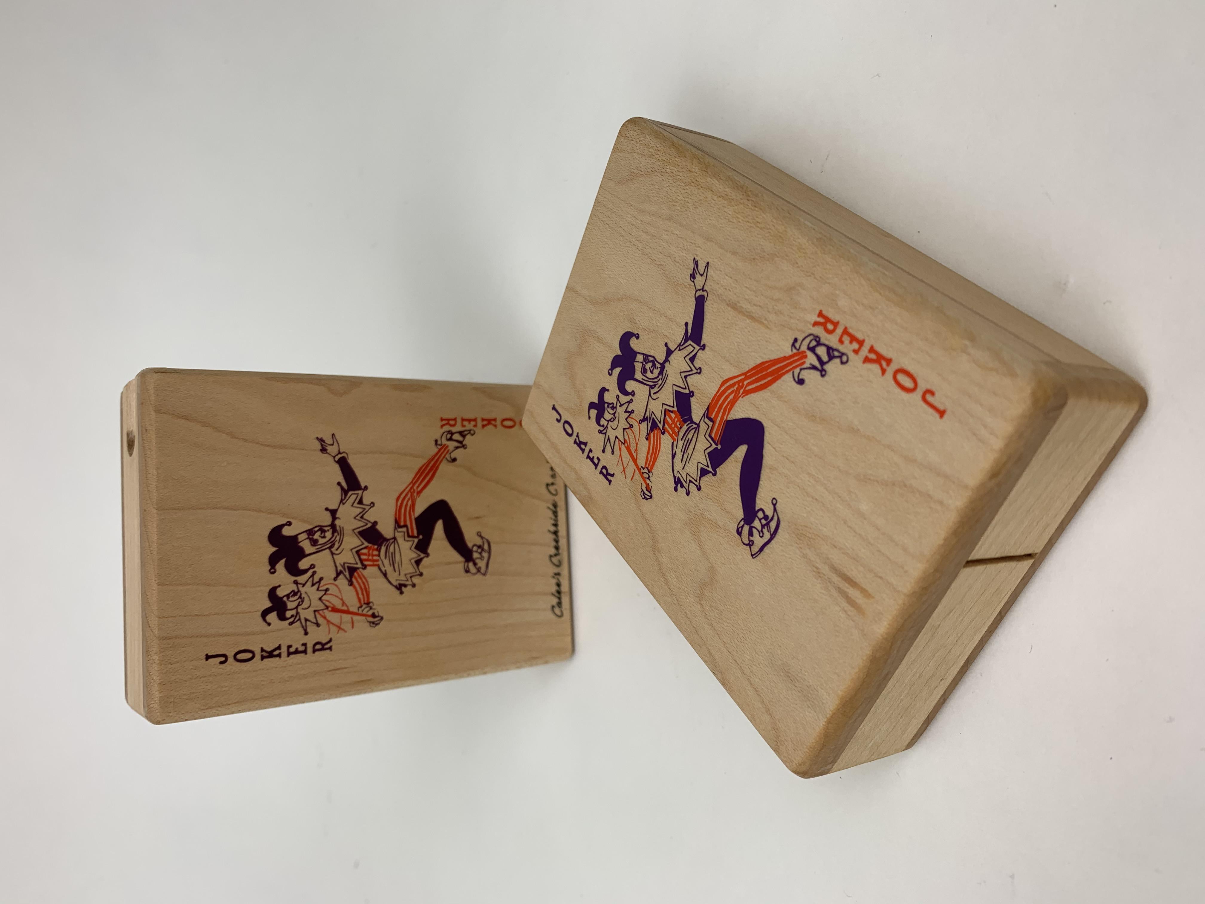 Joker Card Boxes