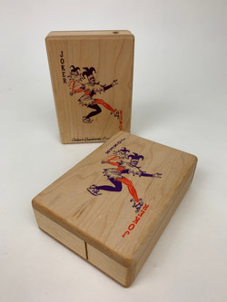 Joker Card Boxes