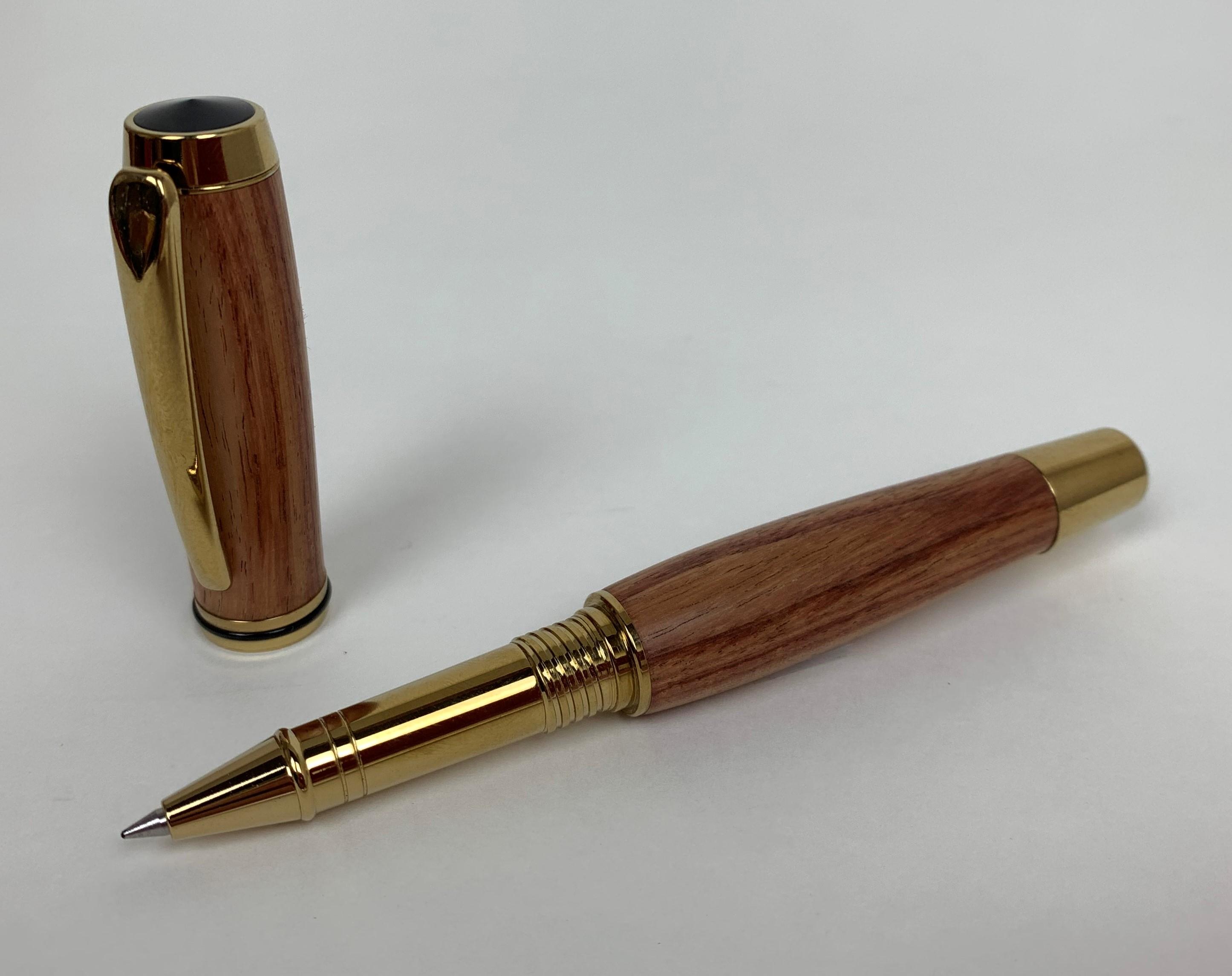 Premium Rollerball Pen (Tulip Wood)