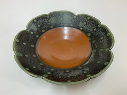 Dots Large Bowl
