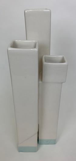 Architectural Vase 3 Openings