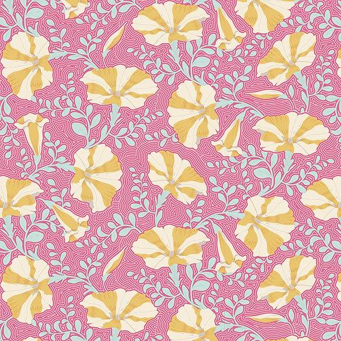 Tilda Garden Life / Striped-Petunia-Pink-Small