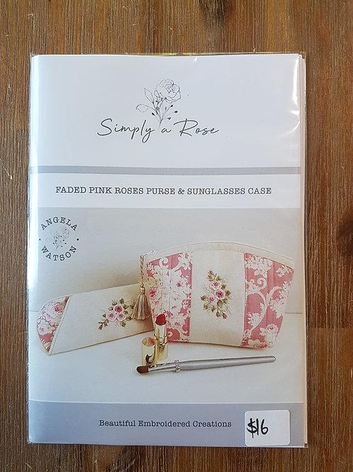 Simply a rose bag pattern