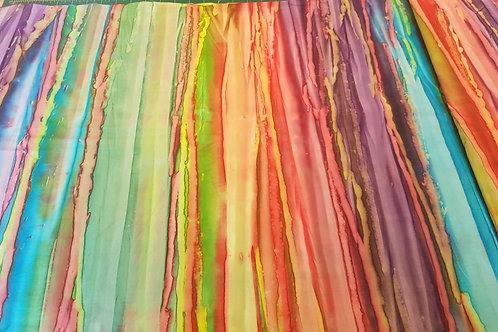 Batik Australia stripes