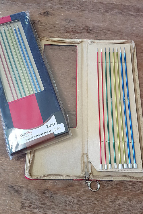 KnitPro Zing Needle Set