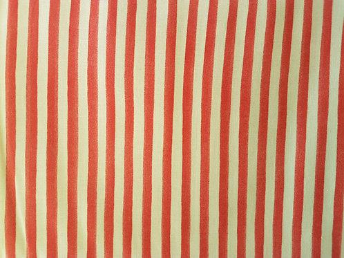 Lorailie Designs. Gulf Stripe Pink.