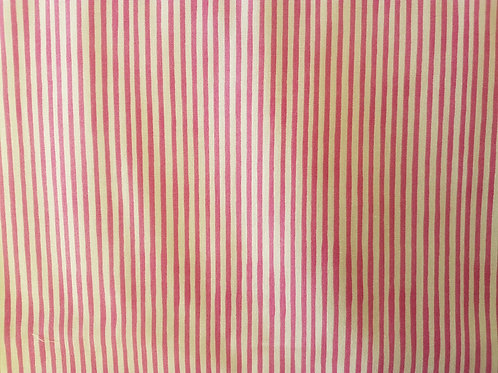 Lorailie Designs. Lazy stripe pink.