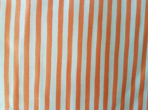 Lorailie Designs. Gulf Stripe Orange.