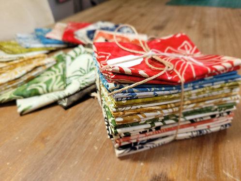 Batik Herritage Calico fat 1/4 bundle