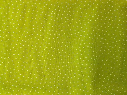 Lorailie Designs. Dinky Dot Lime