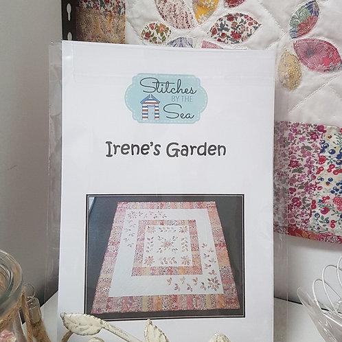 Irene's Garden pattern