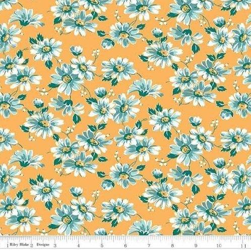 Flea Market/ floral daisy
