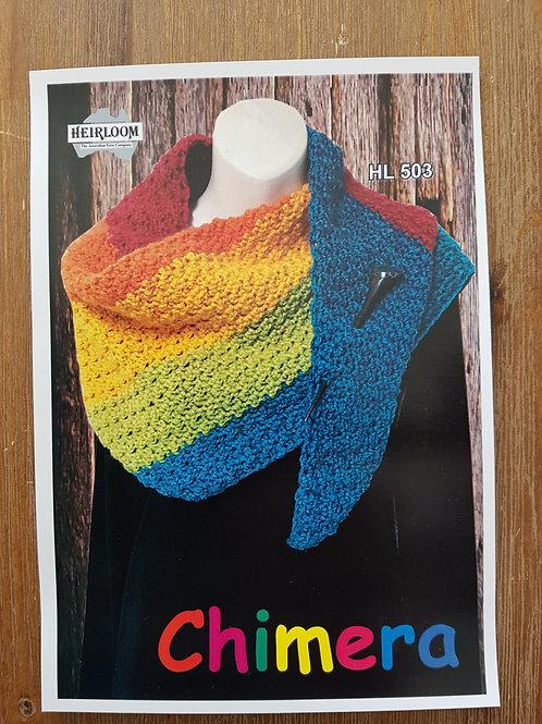 Chimera shawl hl503