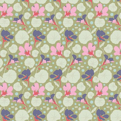 Tilda Garden Life / Nasturtium-Green-Small