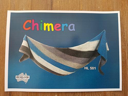 Chimera Shawl hl 501