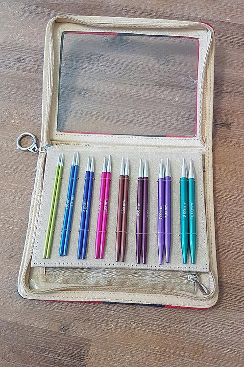 KnitPro Zing interchangeable set