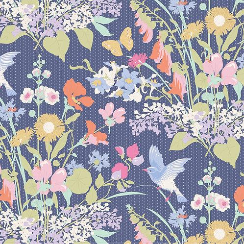 Tilda Garden Life / Gardenlife Blue