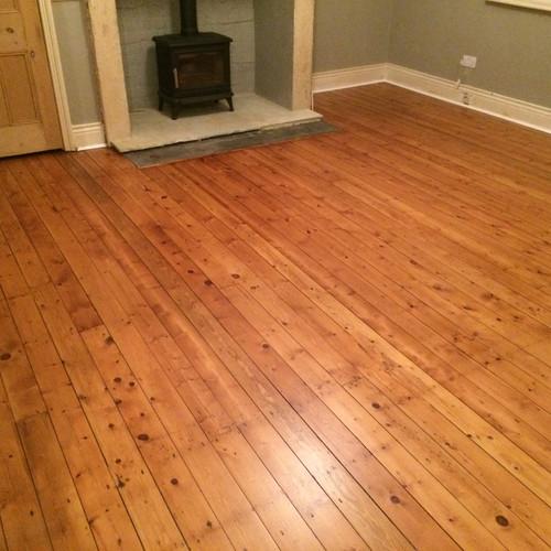 Floor sanding & staining, Newcasle Upon Tyne