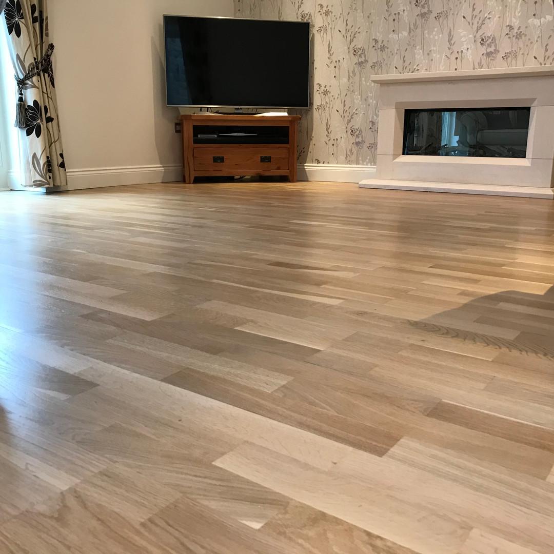 Floor sanding, Northumberland