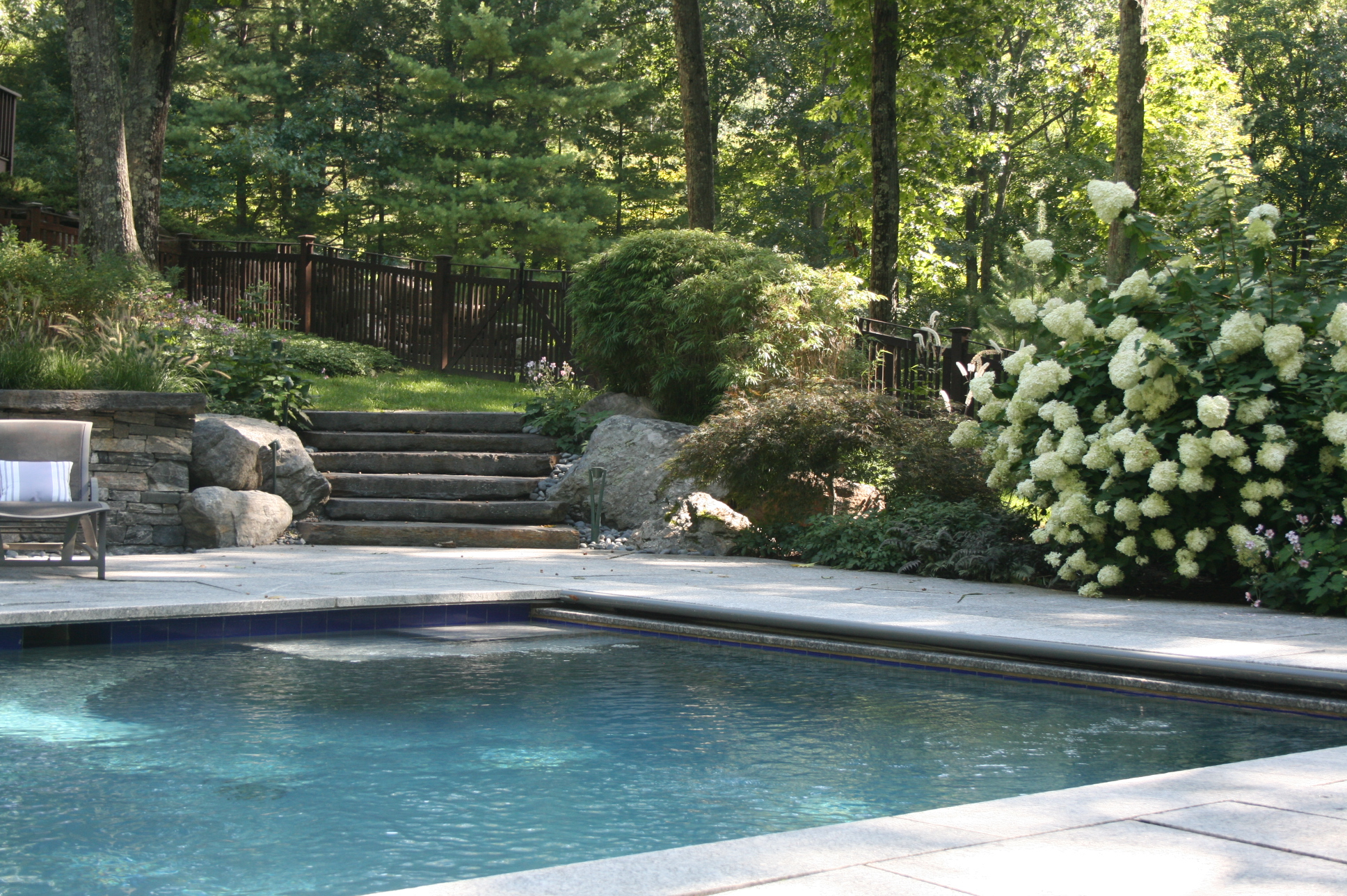 Lower Pool Environment