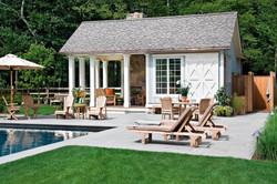 Pringle pool house overall