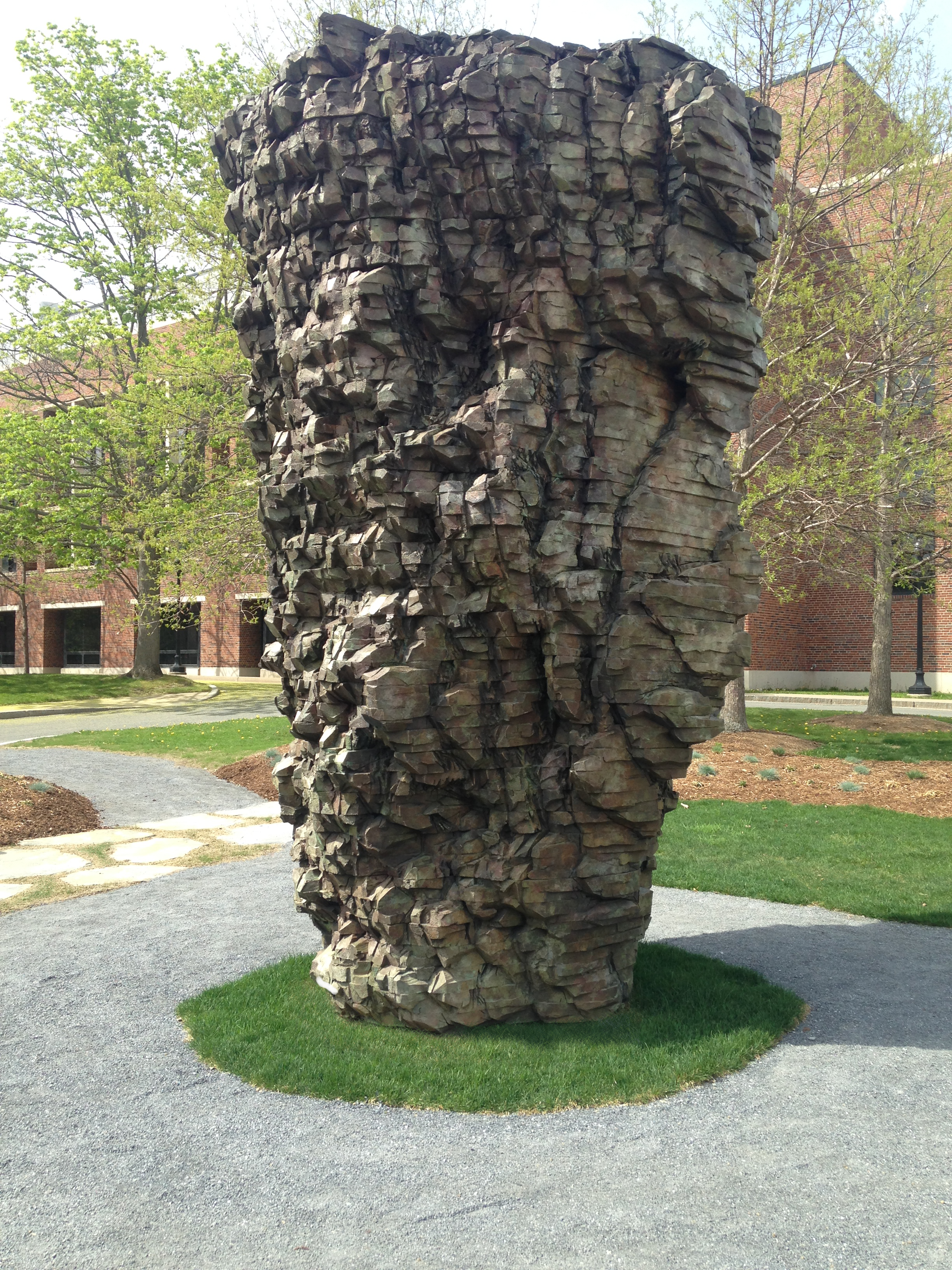 Large Bowl Sculpture
