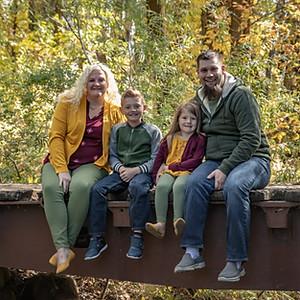 Christen & Family