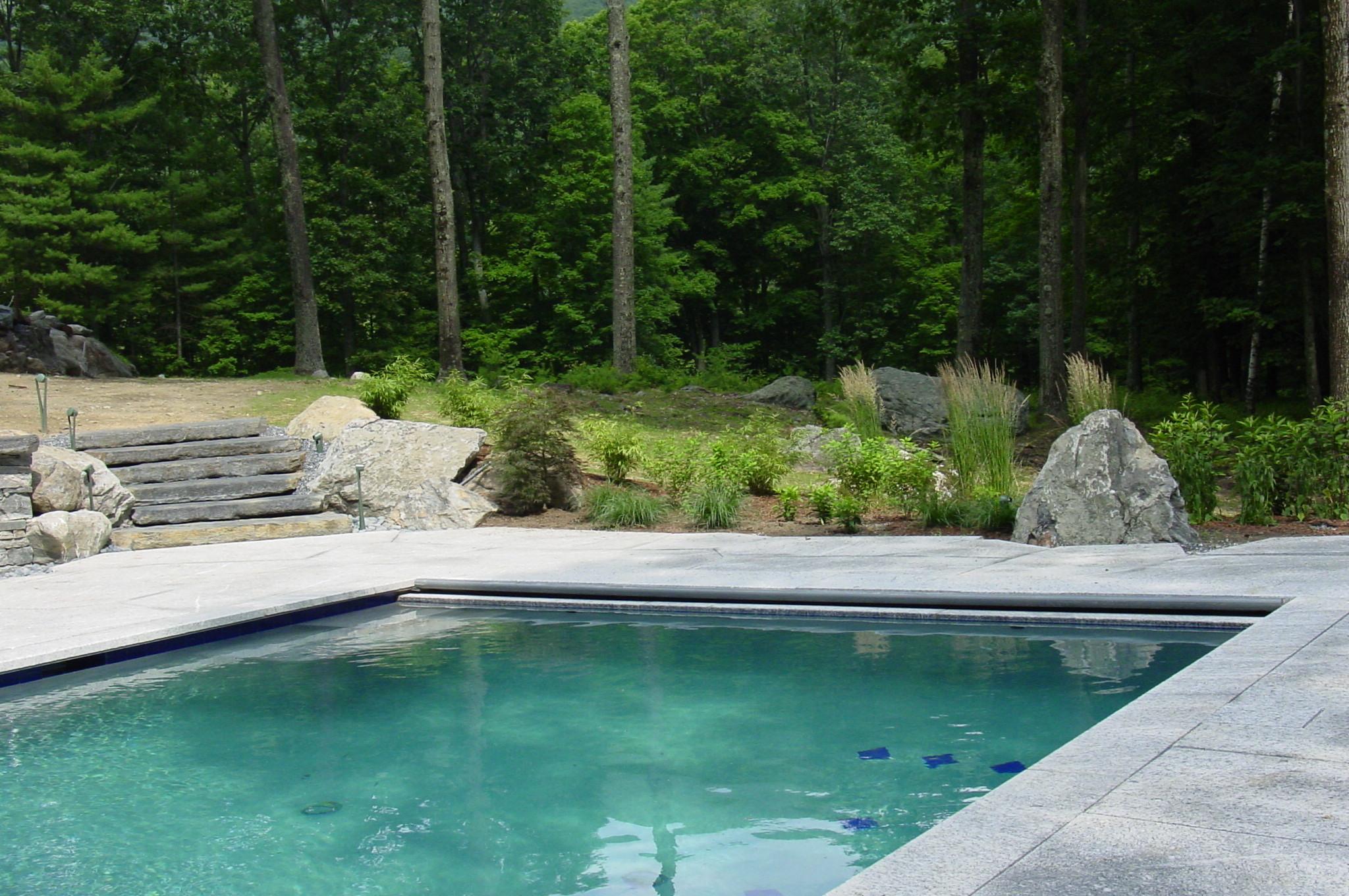 Pool & Hardscape