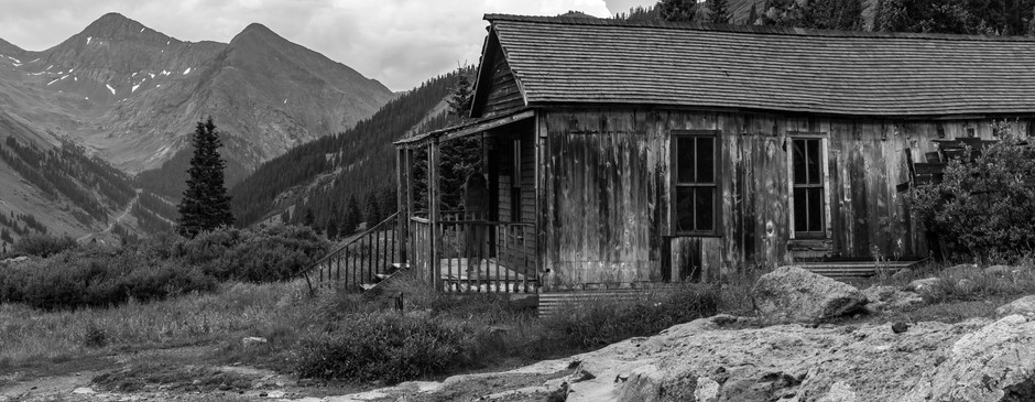 At Home in a Ghost Town