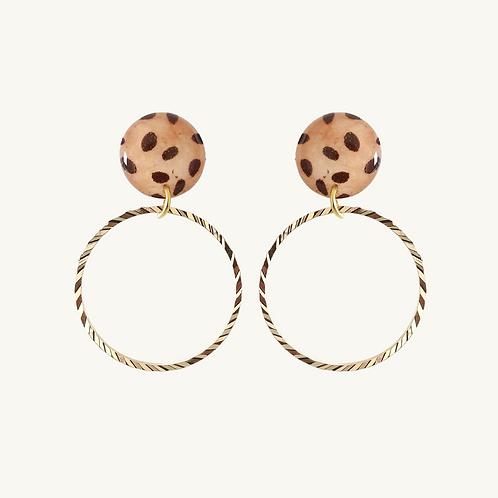 Lison - Boucles d'oreilles