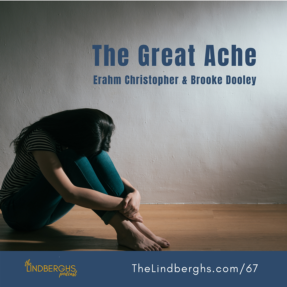 the great ache podcast image