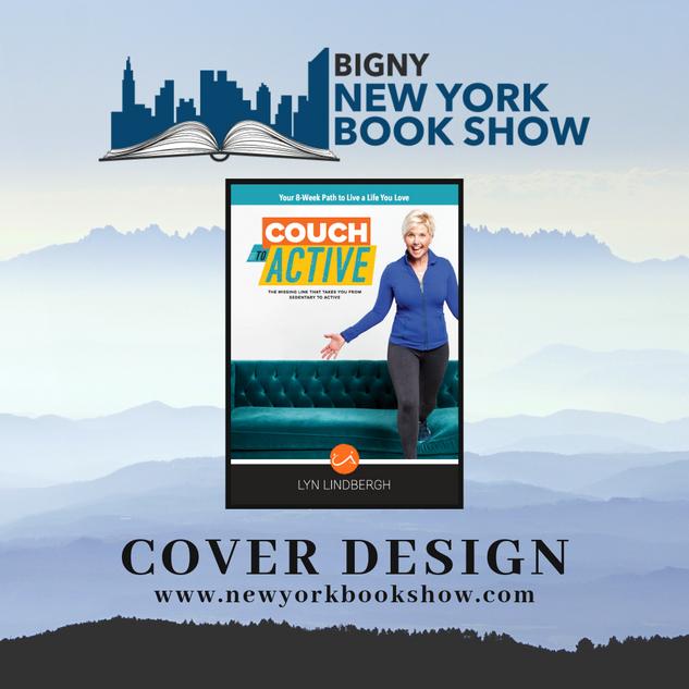 New York Book Show Cover Design
