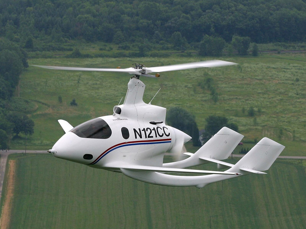 Carter Copter. This company was acquired in 2019 by Jaunt Air.